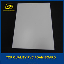 Self adhesive 3mm high density pvc rigid foam board for photo album