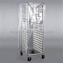 TOAST RACK COVERS FOR FOOD INDUSTRY