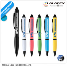 Nash Branded Pen with stylus pen (Lu-Q19165)