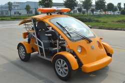 New Energy Electric 2 Seater Car