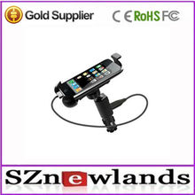 Mobile phone holder car mount charger with fast shipment