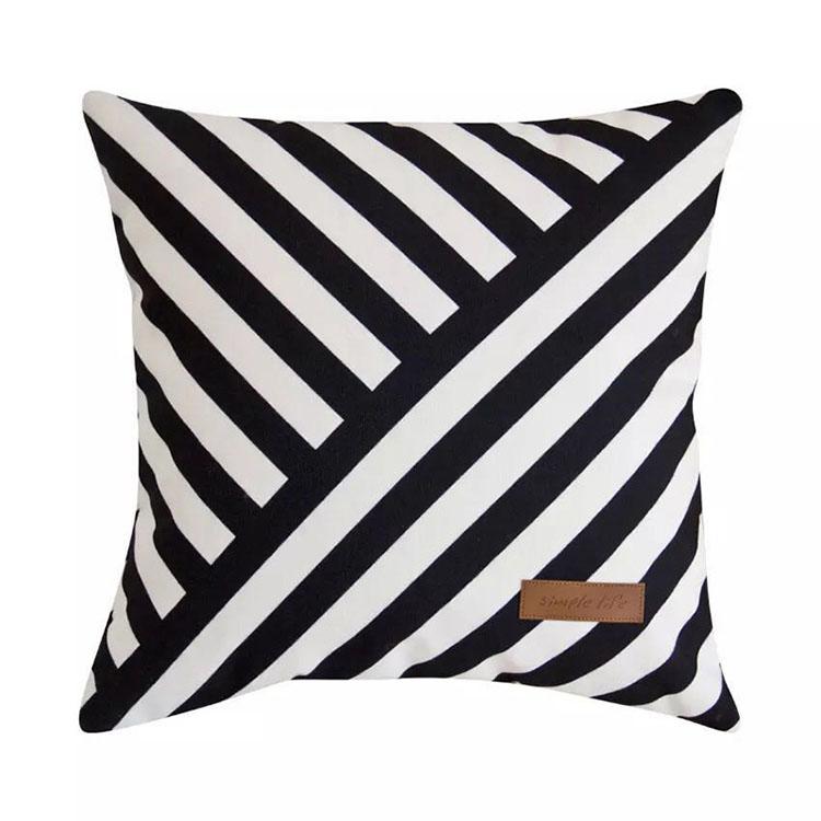 качающаяся подушка для сидения для коровьей кожи