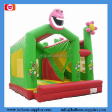 Popular commercial grade Fun City inflatable bouncer house for sale