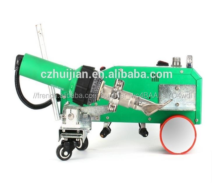 Leister à air Chaud en plastique machine de soudage 2000B