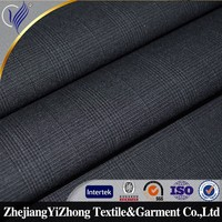 Best price Yizhong TR 70/30 tr fabric grey ladies trouser suit