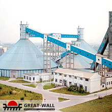 advanced technology small GGBS production plant in turkey