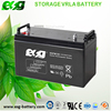 Solor power system batteries 12V 120Ah lead acid battery for ups