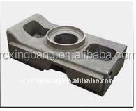 shandong ductile iron sand casting heavy machine parts
