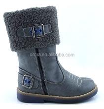 Aw15 nuova idea scarpe per bambini/bambini stivali moda voce