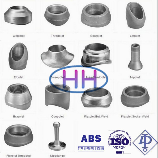 B stainless steel forged pipe fitting g