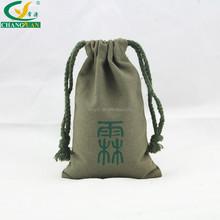 custom canvas shoe dust bag wholesale