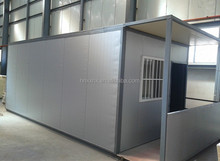 20ft container house cost