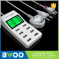 Ce Certified High Efficiency Charger Station For Multiple Phones
