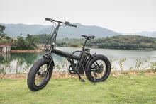 20inch electric bike fat folding