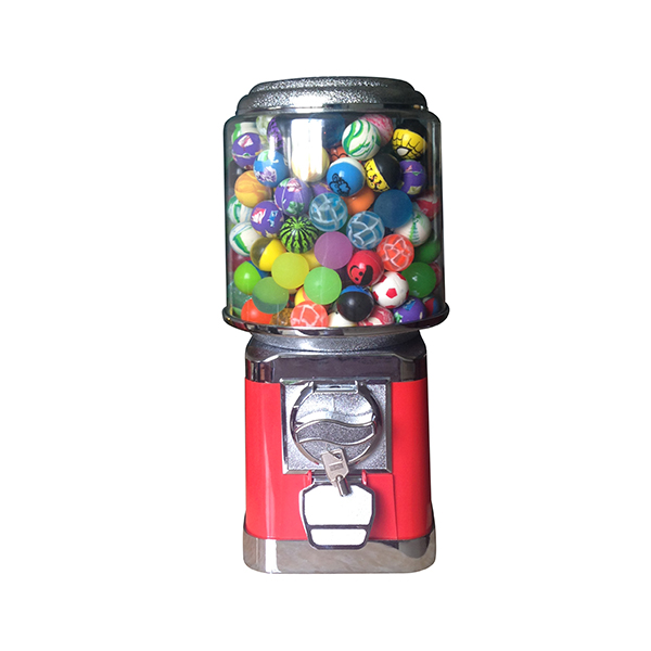 coin operated gumball machine