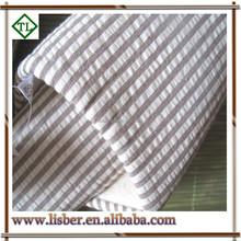 seersucker fabric wholesale / 100 cotton yarn dyed woven fabric