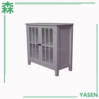 Yasen Houseware Modular Kitchen Wood Door Design,Waterproof Kitchen Cabinet,Kitchen Cabinet With White Floors