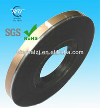 Foil free edge Aluminum tape foil mylar PET plastic for electronic shielding insulation