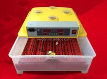 family used chicken eggs or quail eggs mini incubator WQ-36 quail egg incubator