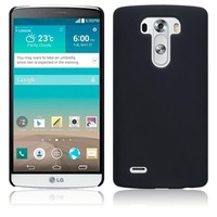 Slim Armour Protective Plastic Durable Case Tough Back Cover For LG G3