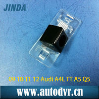 Specialized car rearview camera CE ROHS and super wide angle camera OEM for 09 10 11 12 Audi A4L TT A5 Q5