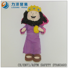 good quality plush dolls with clothes (Arab) for kids, Customised toys,CE/ASTM safety stardard