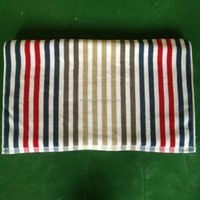 2015 new style Colored stripes beach towels 100% cotton