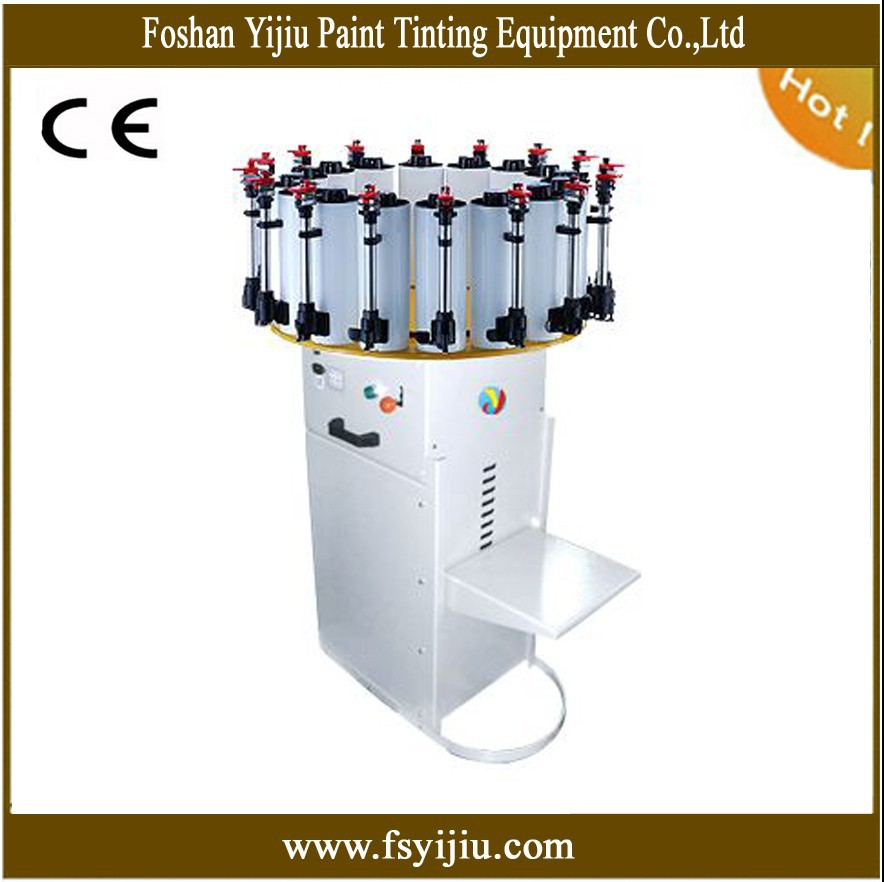 Painting machine coloring manual paint tinting machine for Paint tinting machine