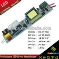 Controlador LED open frame de corriente constante 18-24 w