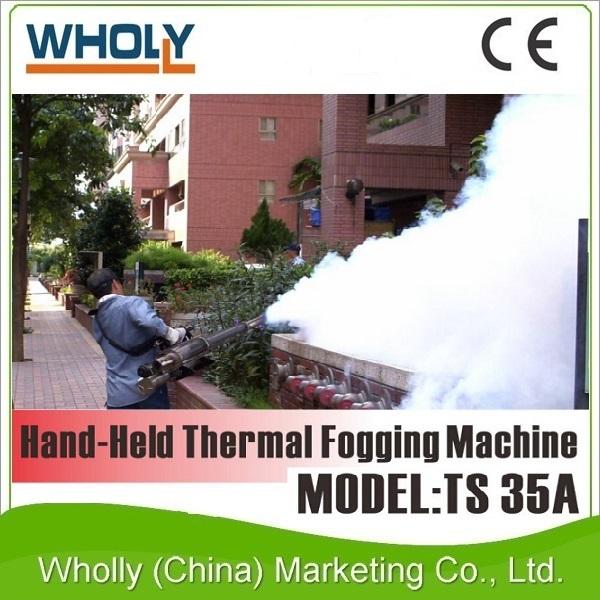 Energia da bateria Portátil Mosquito Controle De Pragas Fumigação Desinfecção Máquina de Nebulização Térmica Preços
