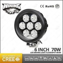 Wining Factory Wholesale High Power 70w Led Driving Light Led Work Light