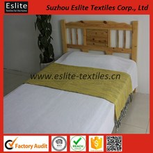 New design low price double bed blanket