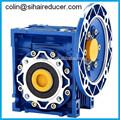 fábrica de la fabricación nmrv050 reductor de velocidad del motor