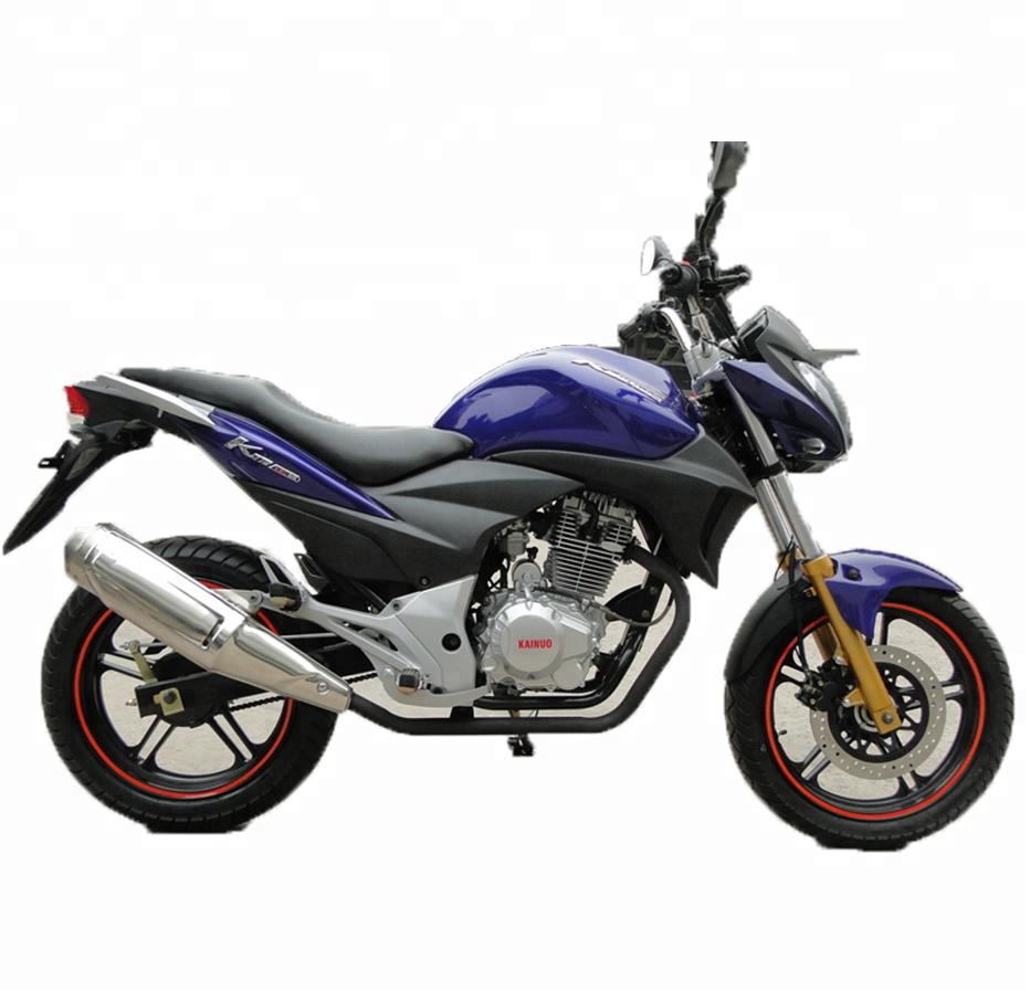 Venta caliente bicicleta en la calle 150cc azul Motorcycle200CC 250cc CB300R