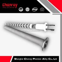 9KW Industrial Ceramic Radiant Tube Heaters