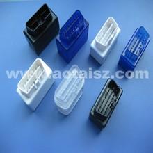 Variety of colors OBD2 plastic case for automobile diagnostic