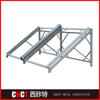 Best Selling Steel Fabrication Top Quality Stand For Solar Panel