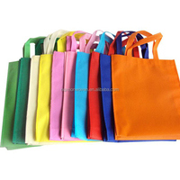 wholesale custom fashion foldable recycle PP non woven shopping bag