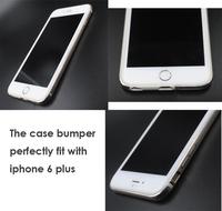 Anti Knock Aluminium Metal Bumper Frame Case Cover for iPhone 6Plus