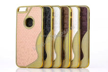 Mix color Football design Bling phone hard case for iPhone 6, for apple iphone 6 case cover