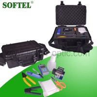 Softel Optical Splicing Tool Kit | Fiber Optic Tool Kits, Maintenance Tool Kit