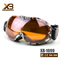 2016 water transfer frame promotional winter snow goggles