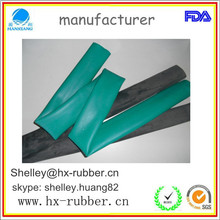 black rubber tubes