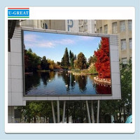 Outdoor LED Large Rental Screen Display\Rental LED Video Wall