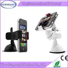 Universal car holder Car mount holder Design 360 Degree Rotating car phone holder