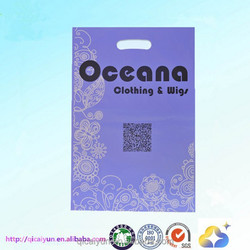 Accept Custom Order and Shopping/Grocery/Packaging, etc Industrial Use die cut bag for colth