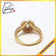 hot sell 2015 new products gold finger ring rings design for women with price oval o ring