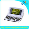 portable electronic translator with calculator Dictionary with urdu translation