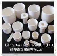 Alumina Ceramic Crucible/Corundum crucible/High temperature crucible