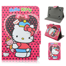 For iPad Mini PU Leather HelloKitty Case Smart Cover Stand Choose